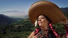 Lila Downs prepara show en el Gran Teatro Nacional