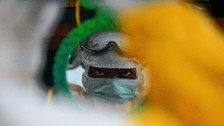 Londres: desarrollan laboratorios portátiles para controlar brotes de ébola