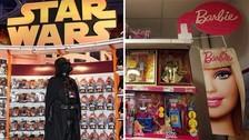Hasbro y Mattel evalúan fusionarse y formar un gigante juguetero