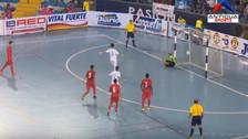 YouTube: Wanderley Ruiz patentó sensacional ejecución de penales en futsal