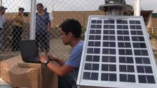 Instalan pluviómetros para medir intensidad de lluvias en Trujillo