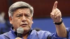 JNE derivó a Indecopi, Fiscalía y JEE Lima Centro caso de plagio de César Acuña