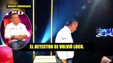 Daniel Urresti en El Valor de la Verdad: mira el detrás de cámaras