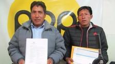 Pobladores del distrito de Coasa piden captura de su alcalde prófugo