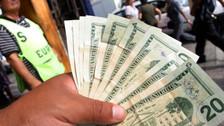 Dólar cerró la semana subiendo este viernes a S/ 3.481