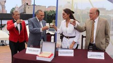 MML inicia festival del pisco sour en la alameda Chabuca Granda