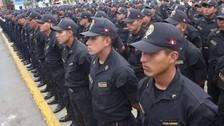 Paro policial: Efectivos en actividad y retiro acatarán medida este viernes