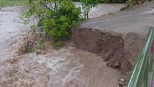 Satipo: lluvias provocan colapso de carretera Fernando Belaunde Terry