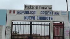 Esta es la situación de los colegios emblemáticos de Chimbote