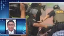 Piden seis meses de prisión preventiva para PNP que promovió huelga policial