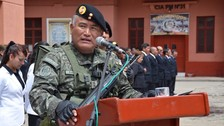 Huancayo: nuevo Comandante General del Ejército asume funciones