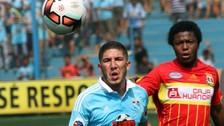 Sporting Cristal no pudo con Sport Huancayo e igualó 0-0 como local