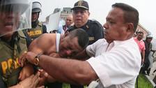 Recluyen a suboficial Jorge Siapo en Centro de Internamiento Policial