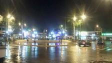 Alerta por fuertes vientos y lluvias en Huaral