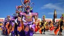 Declaran feriado en Puno por fiesta de La Candelaria