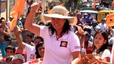 Keiko: autoridades deben tomar medidas ante plagios de Acuña
