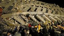 Ascienden a 11 los muertos por terremoto en Taiwán