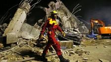 Terremoto en Taiwán deja 14 muertos y asuela a la isla