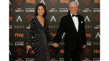 MVLL e Isabel Preylser: así fue su paso por la alfombra roja