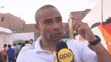 Sporting Cristal vs. Sport Huancayo: Joel Pinto denunció haber sufrido racismo