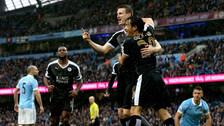 Leicester ganó 3-1 al Manchester City y es más líder que nunca de la Premier League