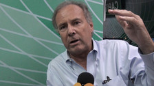 Alfredo Barnechea seguro de que pasará la valla electoral