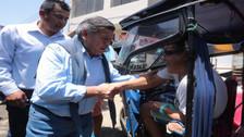 César Acuña continúa su campaña en Talara