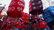 China se prepara para recibir el año del