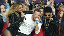 Super Bowl: Beyoncé, Bruno Mars y Colplay explotaron el Medio Tiempo