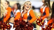 Super Bowl 50: el sensual baile de las porristas en la final de la NFL (FOTOS)