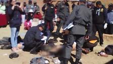Juliaca: 15 años de prisión efectiva para autores de linchamiento de joven