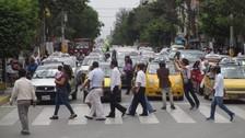 Transportistas amenazan con acatar paro en contra del alcalde de Chiclayo