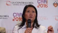 Fuerza Popular evalúa cambios en la lista de candidatos al Congreso