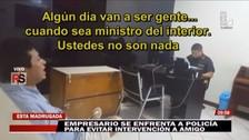 Sujeto que insultó a policías fue sentenciado a cuatro años de prisión