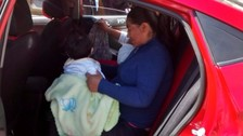 Delia Flores logró inscripción de su bebé en Reniec
