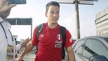 Selección Peruana: Cristian Benavente sueña con ser convocado para las Eliminatorias