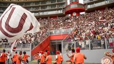 Universitario de Deportes jugará en el Estadio Nacional ante Juan Aurich