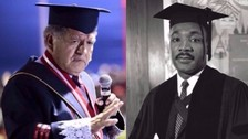¿Qué pretende Favre al comparar a Acuña con Martin Luther King?