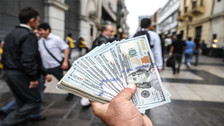 Dólar rompe máximo histórico y alcanza este martes los S/ 3.504