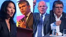 Estas son las propuestas económicas de Keiko, Guzmán, PPK y García