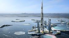Japón construirá rascacielos de 1700 metros de altura