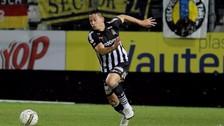 Cristian Benavente fue elegido jugador de la fecha en la Jupiler League