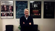 Michael Douglas recibe premio honorífico a su carrera