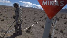 RREE: Peruano que murió tras pisar mina ingresó a Chile por vía no autorizada