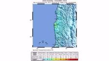 Chile: sismo de magnitud 6,3 en escala de Richter estremece cinco regiones