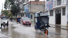 Senamhi: advierten que continuará lluvias acompañado de rayos