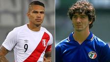 Paolo Guerrero y los jugadores peruanos que nacieron con nombres de cracks