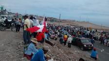 Denunciarán a invasores que ocuparon Canteras de Añashuayco