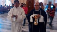 Arequipeños celebraron la fiesta católica del Miércoles de Ceniza