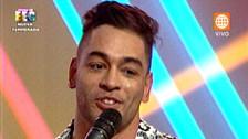 EEG: Thiago Cunha sufre accidente en Guerra de baile